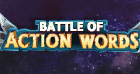 Battle of Action Words - Reading - Second Grade