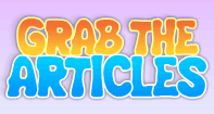 Grab the Articles - Reading - Second Grade