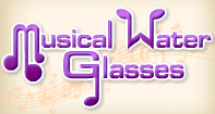 Musical Water Glasses - Energy - Preschool