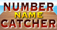 Number Name Catcher
