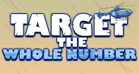 Target the Whole Number - Whole Numbers - Second Grade