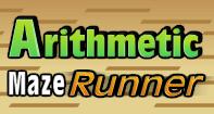 Arithmetic Maze Runner