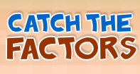 Catch the Factors - Multiplication - Third Grade