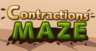 Contractions Maze - Contractions - Third Grade