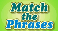Match the Phrases - Sentences - Third Grade