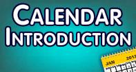 Calendar Introduction