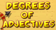 Degrees of Adjectives - Adjectives - Fourth Grade