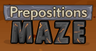 Preposition Maze