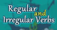 Regular and Irregular Verbs - Verb - Fourth Grade