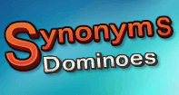 Synonyms Dominoes - Antonyms and Synonyms - Fifth Grade