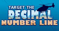 Target the Decimal Number Line