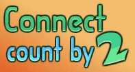 Connect Count by 2 - Whole Numbers - Kindergarten