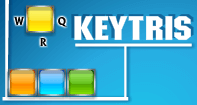 Keytris - Typing Games - First Grade