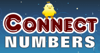 Connect Numbers - Whole Numbers - Preschool