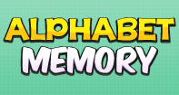 Alphabet Memory - Memory Games - First Grade