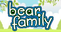 Bear Family - Animals - First Grade
