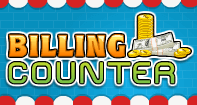 Billing Counter - Money - First Grade