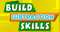 Build Subtraction Skills - Subtraction - First Grade