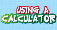 Using a Calculator - Addition - First Grade