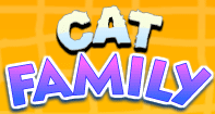 Cat Family - Animals - First Grade
