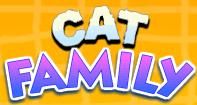 Cat Family - Animals - First Grade