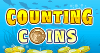 Counting Coins - Money - First Grade