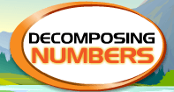 Decomposing Numbers - Addition - First Grade