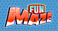 Fun Maze - Fun Games - First Grade
