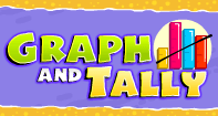 Graph Games for Grade 1 | Learn to Make Graphs and Tally Charts