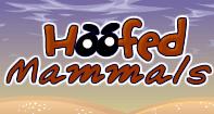 Hoofed Mammals - Animals - First Grade