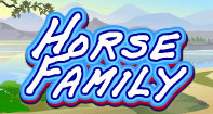 Horse Family - Animals - First Grade