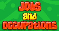 Jobs and Occupations - Vocabulary - First Grade