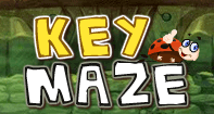 Key Maze - Fun Games - First Grade