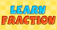 Learn Fraction - Fractions - First Grade