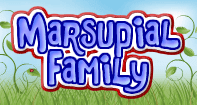 Marsupial Family - Animals - First Grade