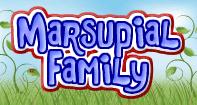 Marsupial Family - Animals - First Grade