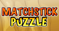 Matchstick Puzzle - Skill and Strategy Games - First Grade