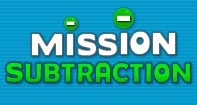 Mission Subtraction - Subtraction - First Grade