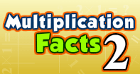 Multiplication Facts 2 - Multiplication - Second Grade