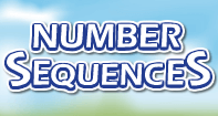 Number Sequences - Whole Numbers - First Grade
