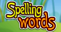 Spelling Words - Spelling - First Grade