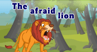 Comprehension - The Afraid Lion - Reading - First Grade