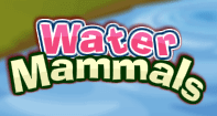 Water Mammals - Animals - First Grade