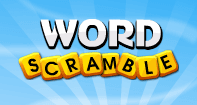 Word Scramble - Vocabulary - First Grade