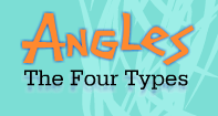 Angles : The Four Types - Geometry - Second Grade