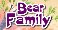 Bear Family - Animals - Second Grade