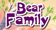 Bear Family - Animals - Second Grade