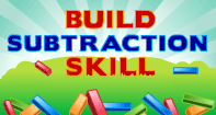 Build Subtraction Skills - Subtraction - Second Grade