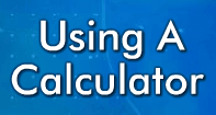 Using a Calculator - Subtraction - Second Grade