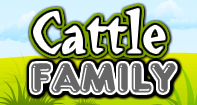 Cattle Family - Animals - Second Grade
